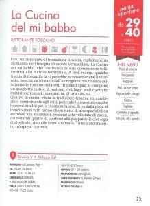 articolo in Pappa Milano