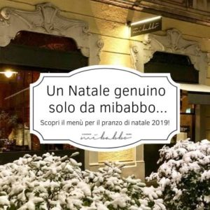 Buon Natale '19 Mibabbo